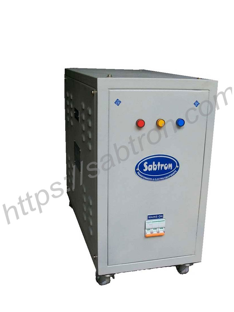 3-PH-ISOLATION-TRANSFORMER
