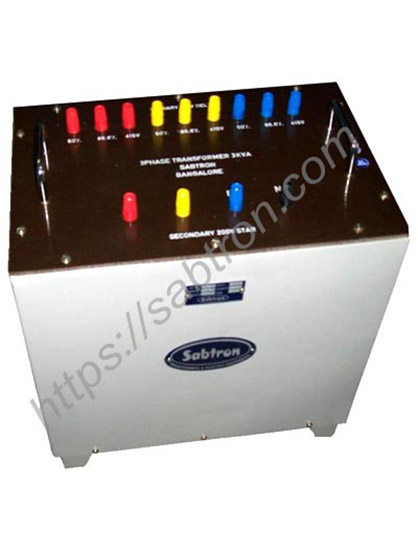 3-PHASE-ISOLATION-TRANSFORMER