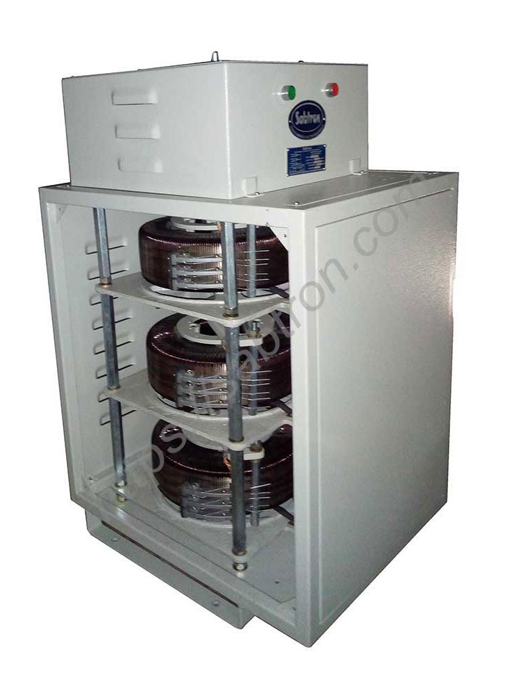 60A-THREE-PHASE-VARIABLE-TRANSFORMER-MOTORIZED
