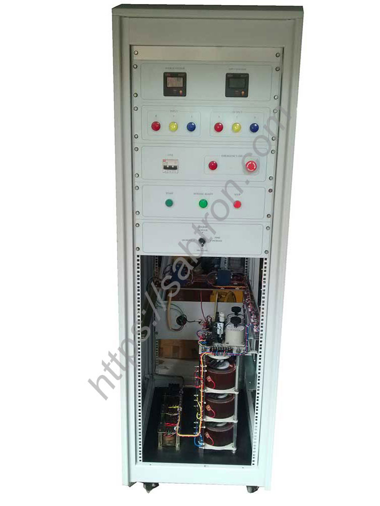CONTROL-DESK-FOR-HIVOLTAGE-TRANSFORMER
