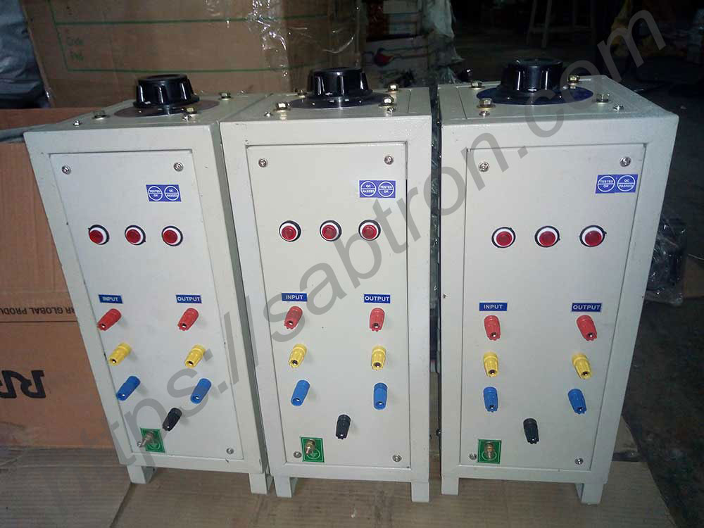 VARIABLE-TRANSFORMER-2-AMPS-THREE-PHASE